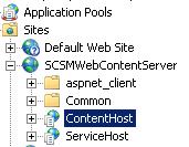 SCSMWebContentServer